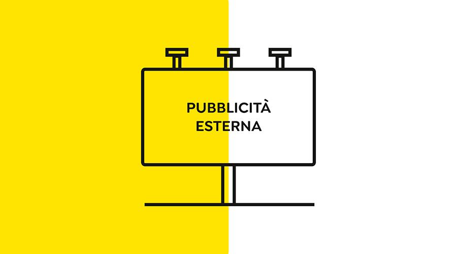 Pubblicità esterna: funziona ancora?